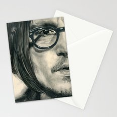 Secret Window Traditional Portrait Print Stationery Cards