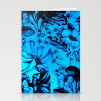 Days Blue By Stationery Cards