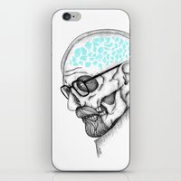 Heisenberg II iPhone & iPod Skin
