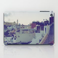 Fira at Dusk V iPad Case