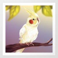 Hino Art Print