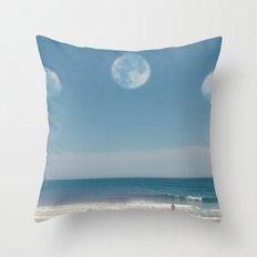 Tides Throw Pillow