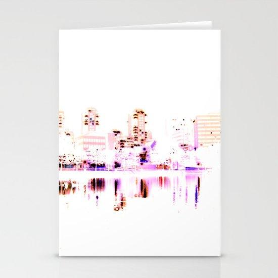 white harbor VI. Stationery Card