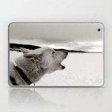 Calling Out B&W Laptop & iPad Skin