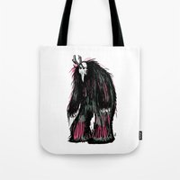 Yeti Beast Tote Bag