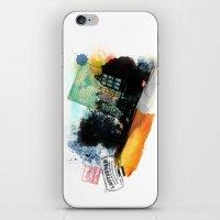 Amsterdam iPhone & iPod Skin