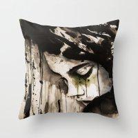 45702 Throw Pillow
