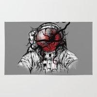 Space Parasitism Rug