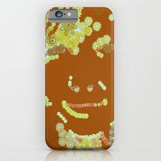 flower face iPhone 6 Slim Case
