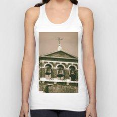 Church Bells Unisex Tank Top