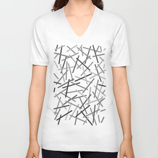 Kerplunk Black V-neck T-shirt