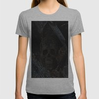 Celtic Womens Fitted Tee Athletic Grey SMALL