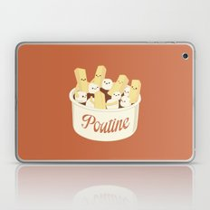 Poutine Laptop & iPad Skin