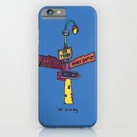 Traffic signal iPhone 6 Slim Case