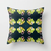 Much Ado in Candyland IRLRTS edition Throw Pillow