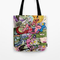 Rabbit Valley Tote Bag