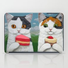 CAKES AND KITTENS iPad Case