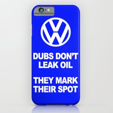 VW Mark the Spot iPhone 6s Slim Case