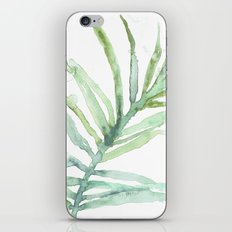 Framed garden 01 iPhone & iPod Skin