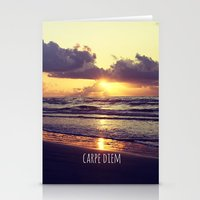 Carpe Diem Stationery Cards