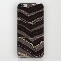 Burnout At Chevron iPhone & iPod Skin