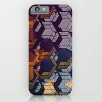 iPhone & iPod Case featuring Graphic Geometric by AJJ ▲ Angela Jane Johnston