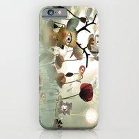 Delicious Light And Tran… iPhone 6 Slim Case