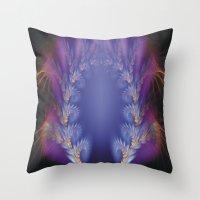 Elegance 3 Throw Pillow