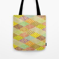 SPONGE CAKE / PATTERN SERIES 001 Tote Bag