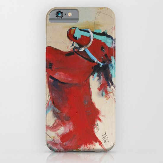 """""""Run To The Hills"""" iPhone & iPod Case"""