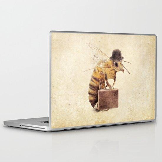 Worker Bee Laptop & iPad Skin