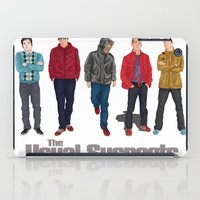 The Usual Suspect Casual… iPad Case