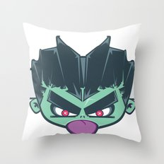 El Demon Throw Pillow