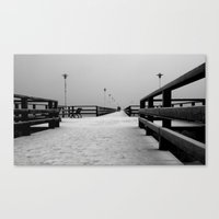 Ahlbeck Canvas Print
