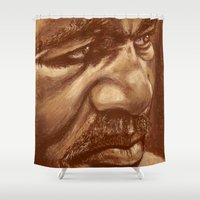 the real deal Shower Curtain
