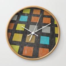 Op Ning A Drum & Bassist Fanatic Wall Clock