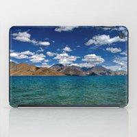 Evening Blues...Pangong Lake iPad Case