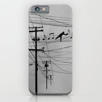 iPhone & iPod Case featuring High Notes by rob dobi