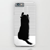 Cat Scratch iPhone 6 Slim Case