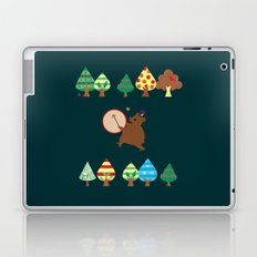 The Band In the Woods 2 Laptop & iPad Skin