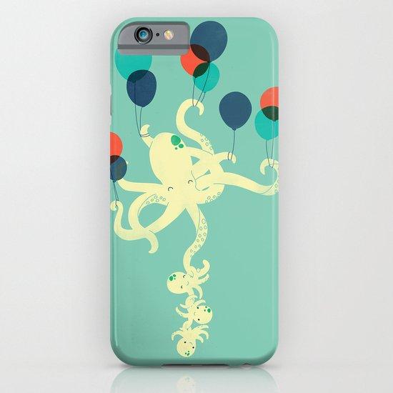 Up We Go iPhone & iPod Case