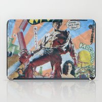 Army Of Darkness: Pulped… iPad Case