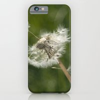 iPhone & iPod Case featuring diente de león by guxuri
