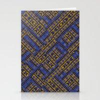 Blue Tribe Stationery Cards