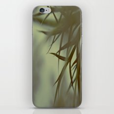 Through the Flowers iPhone & iPod Skin