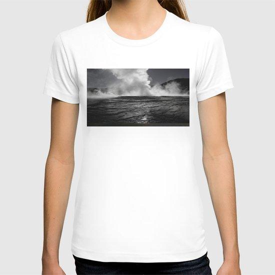 Tatio Geysers / Atacama  T-shirt