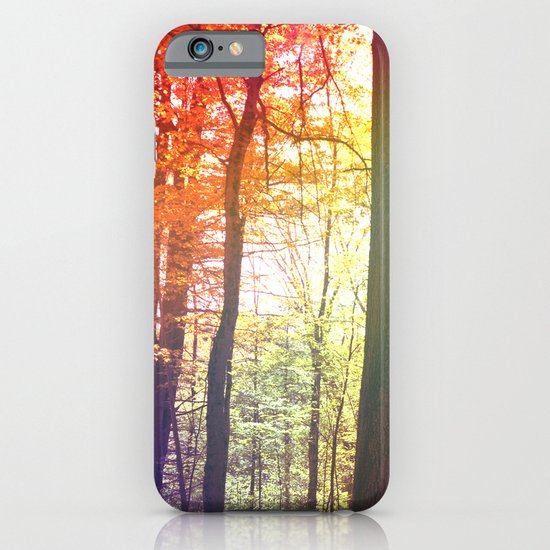Forest Friends 2.0 iPhone & iPod Case