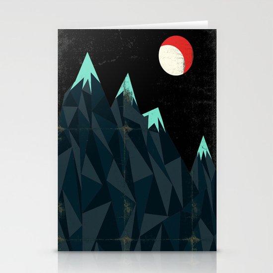 Night on Bald Mountain - Mussorgsky Stationery Card