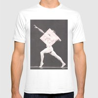 For No One Mens Fitted Tee White SMALL