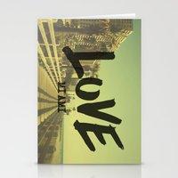 LOVE - Miami - Stationery Cards